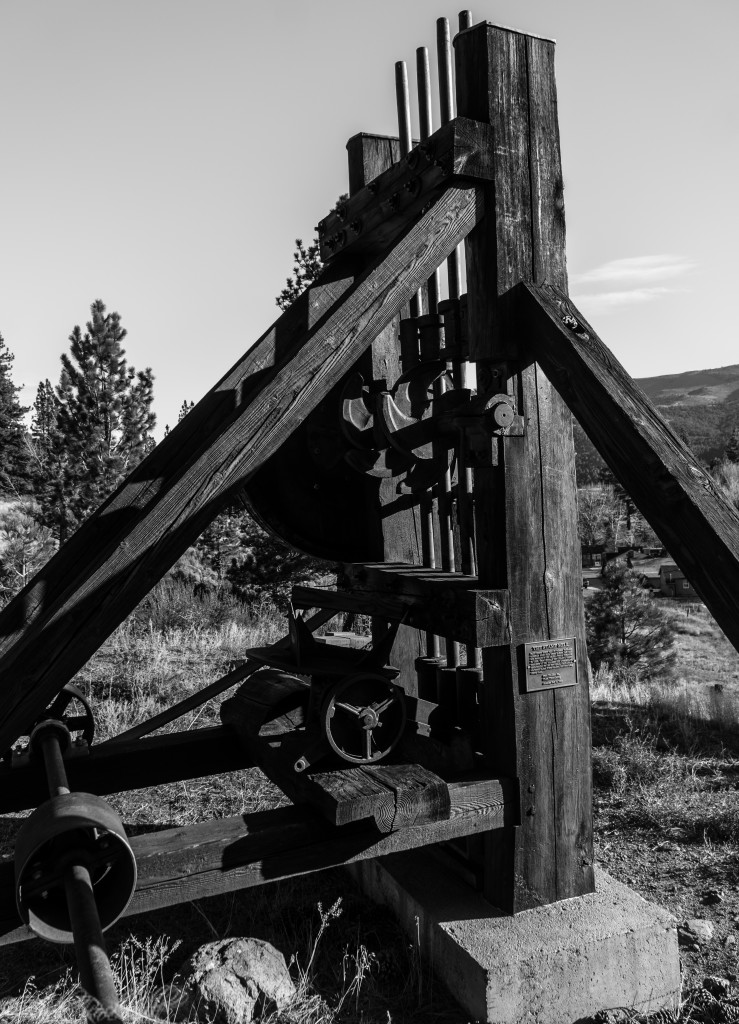 old stamp mill (1 of 1)