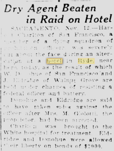 agent beaten at ryde nov 12 1923 oakland tribune
