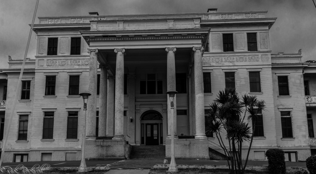 A Historical Look At The Mare Island Naval Hospital