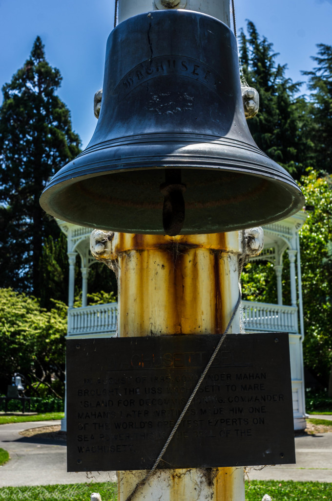 uss mass bell (1 of 1)
