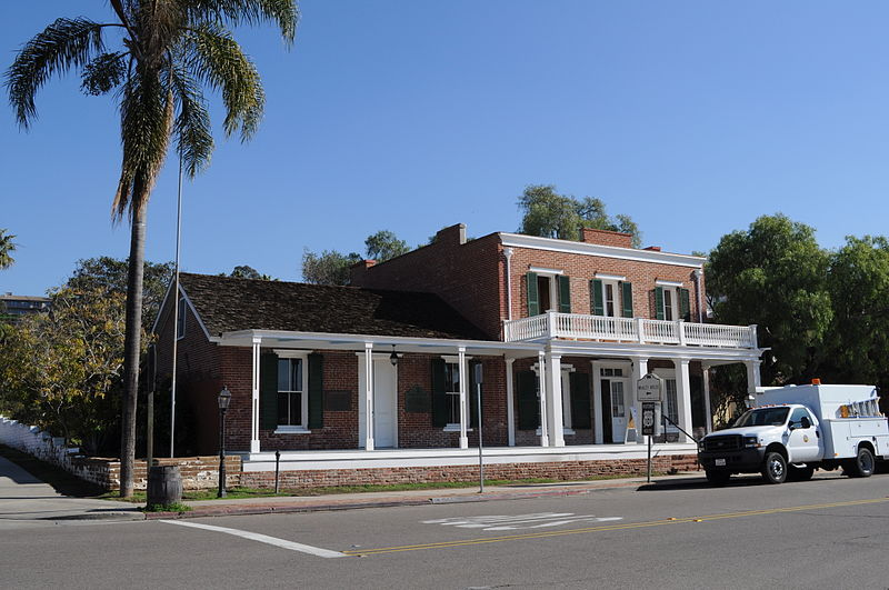 Whaley House photo by Joe Mabel