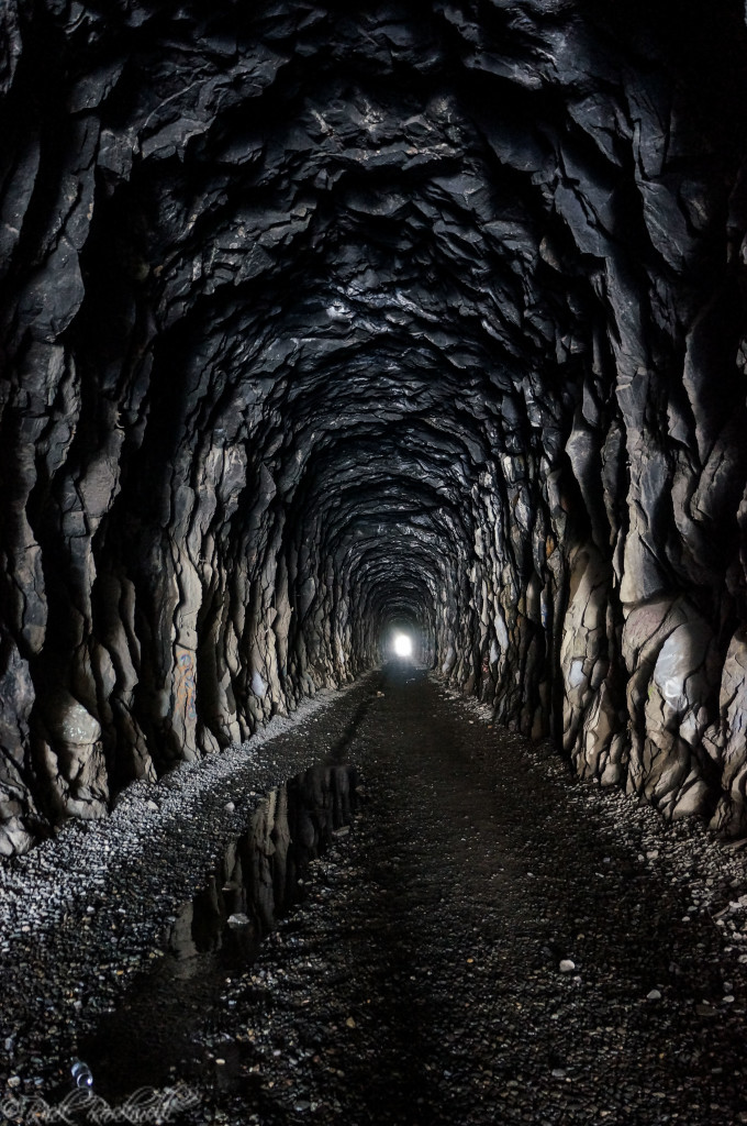 Donner Summit Hike Through The Abandoned Train Tunnels At