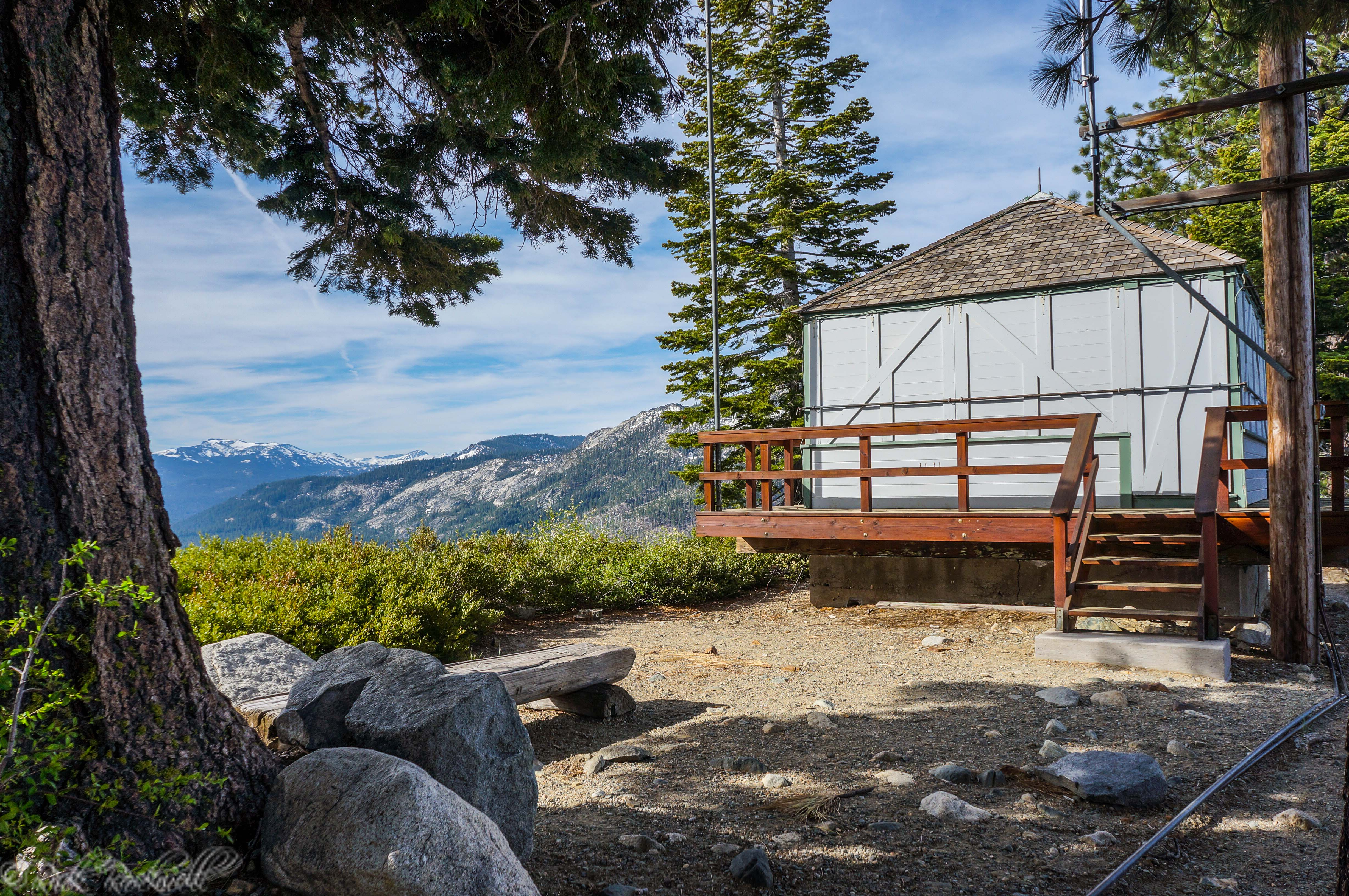 Angora Fire Lookout A Historic With Epic Views