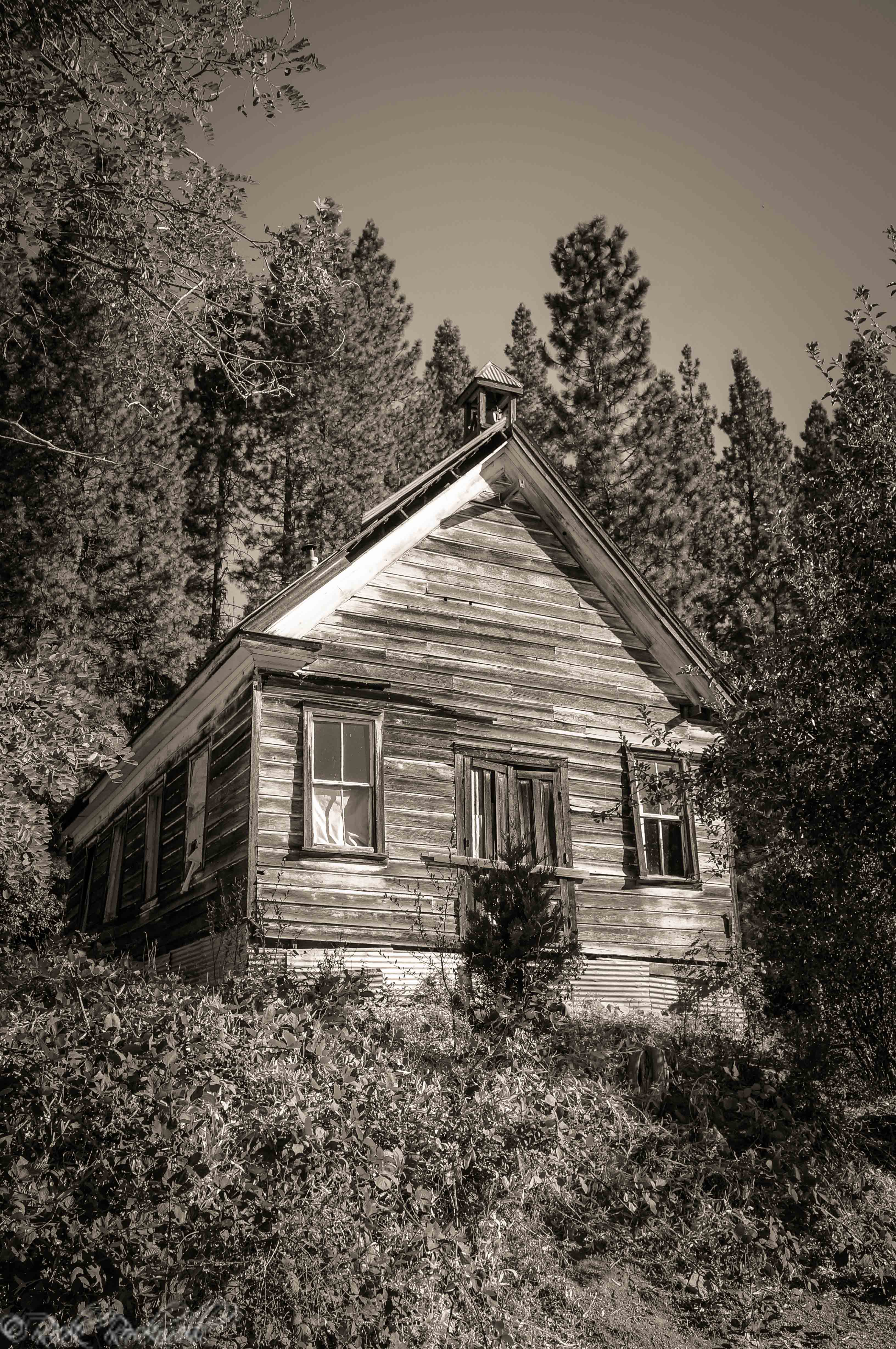 Forest City Schoolhouse