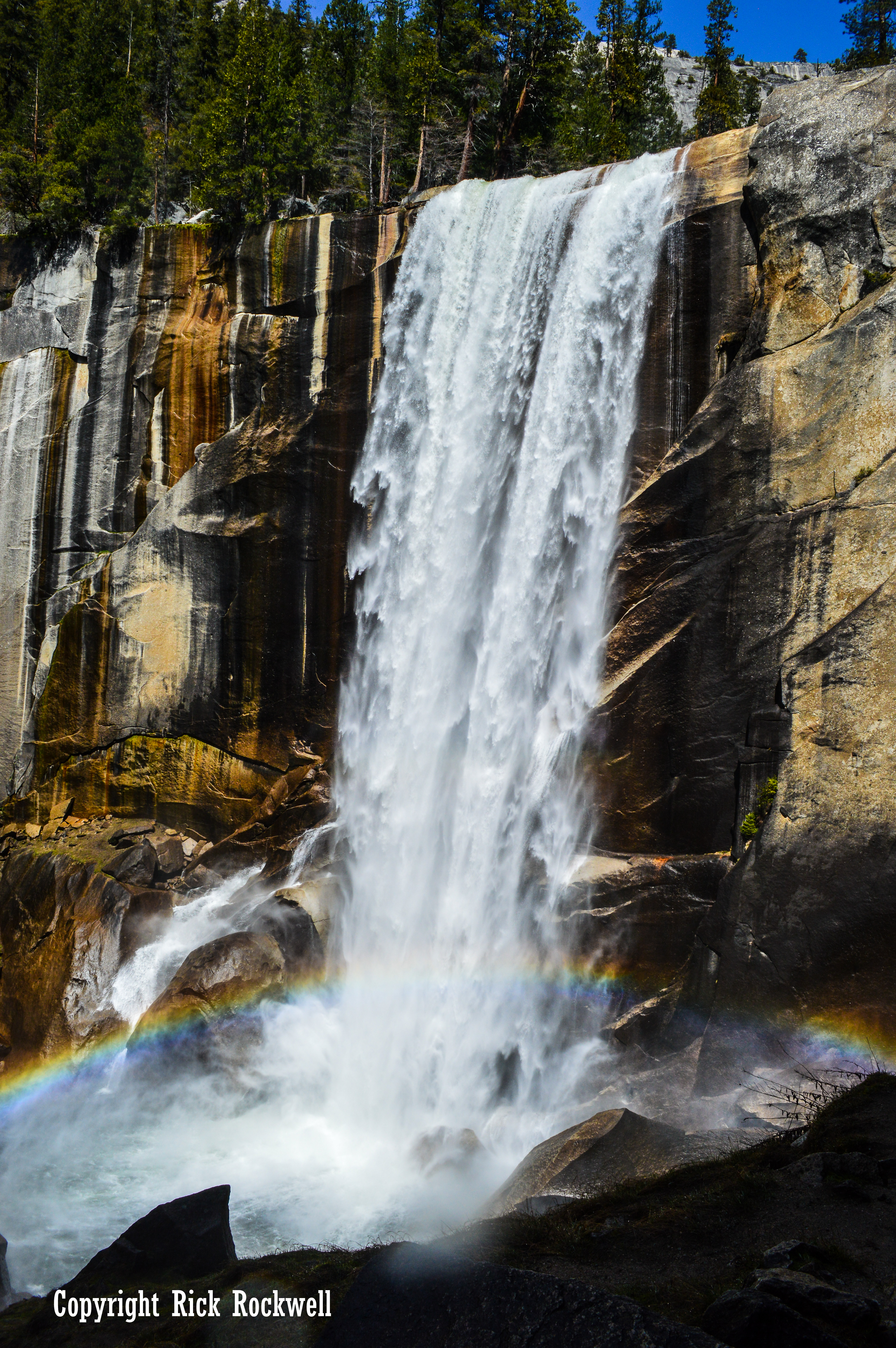 Photo of Vernal Fall: adding mist and breathtaking views to Yosemite Valley