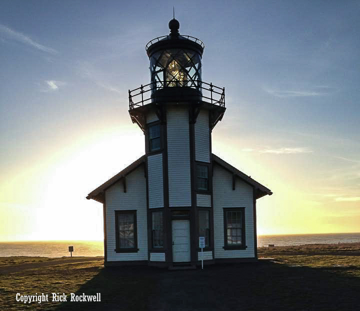 Photo of Point Cabrillo Light Station: a historical and quaint light station