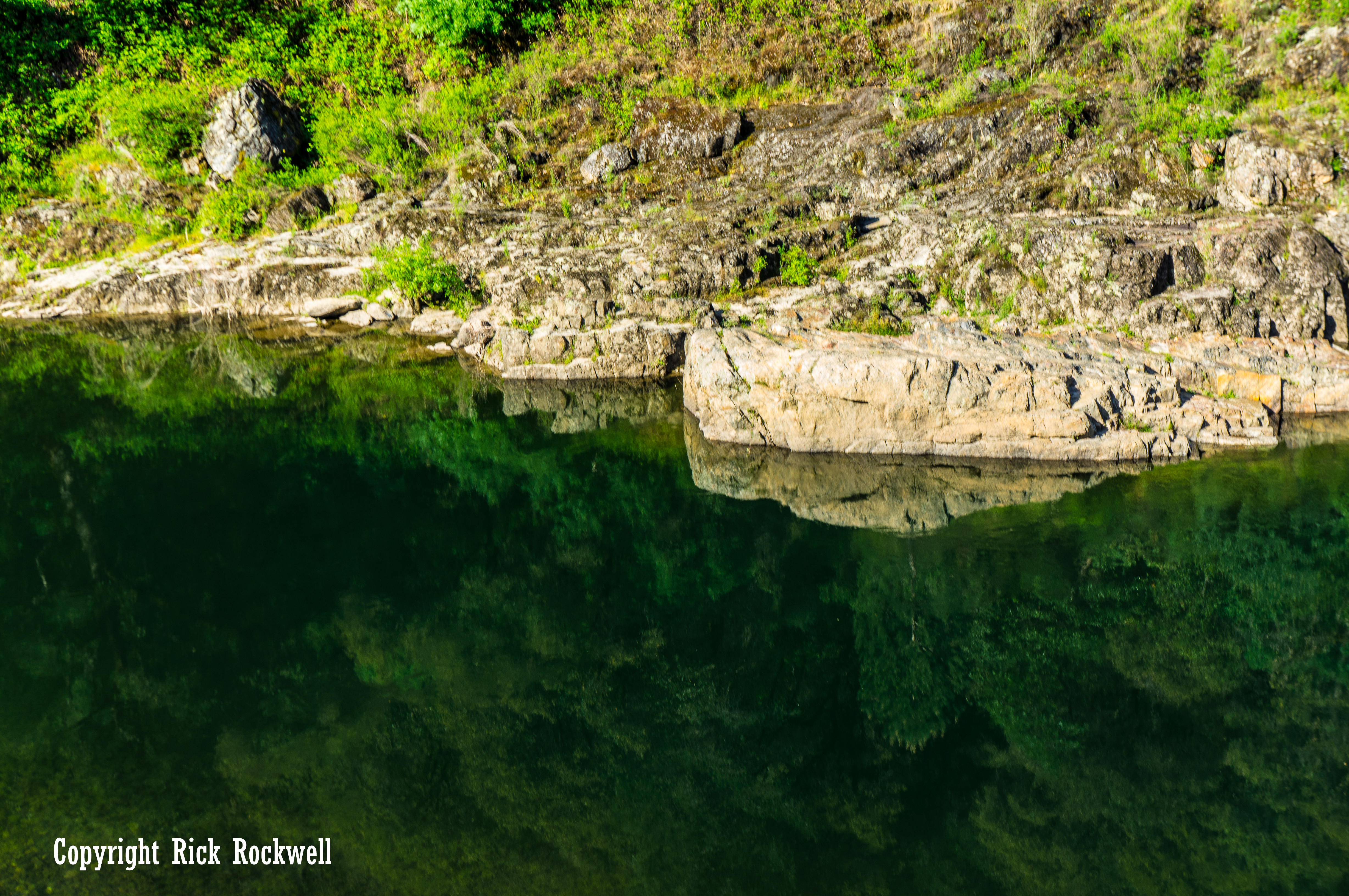 Photo of Clarks Hole: an enchanting swimming spot on the American river