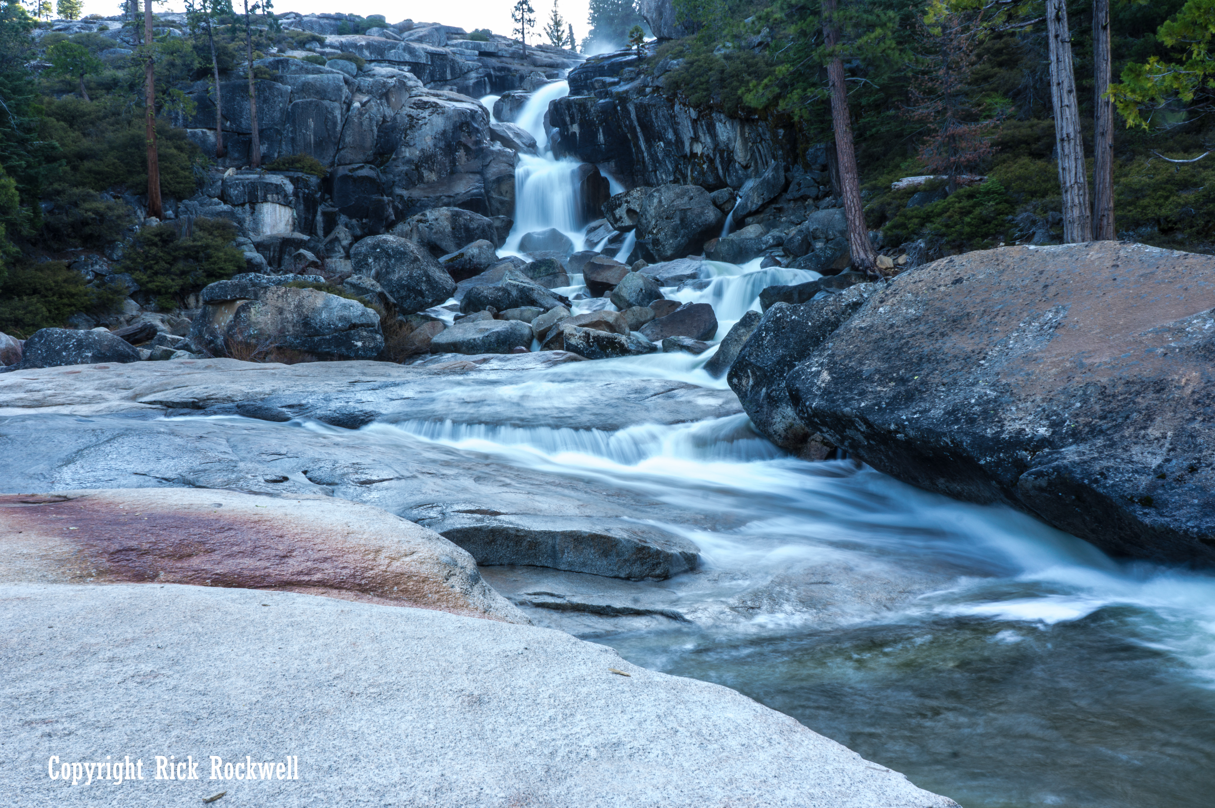 Photo of Bassi Falls: it's all in the timing
