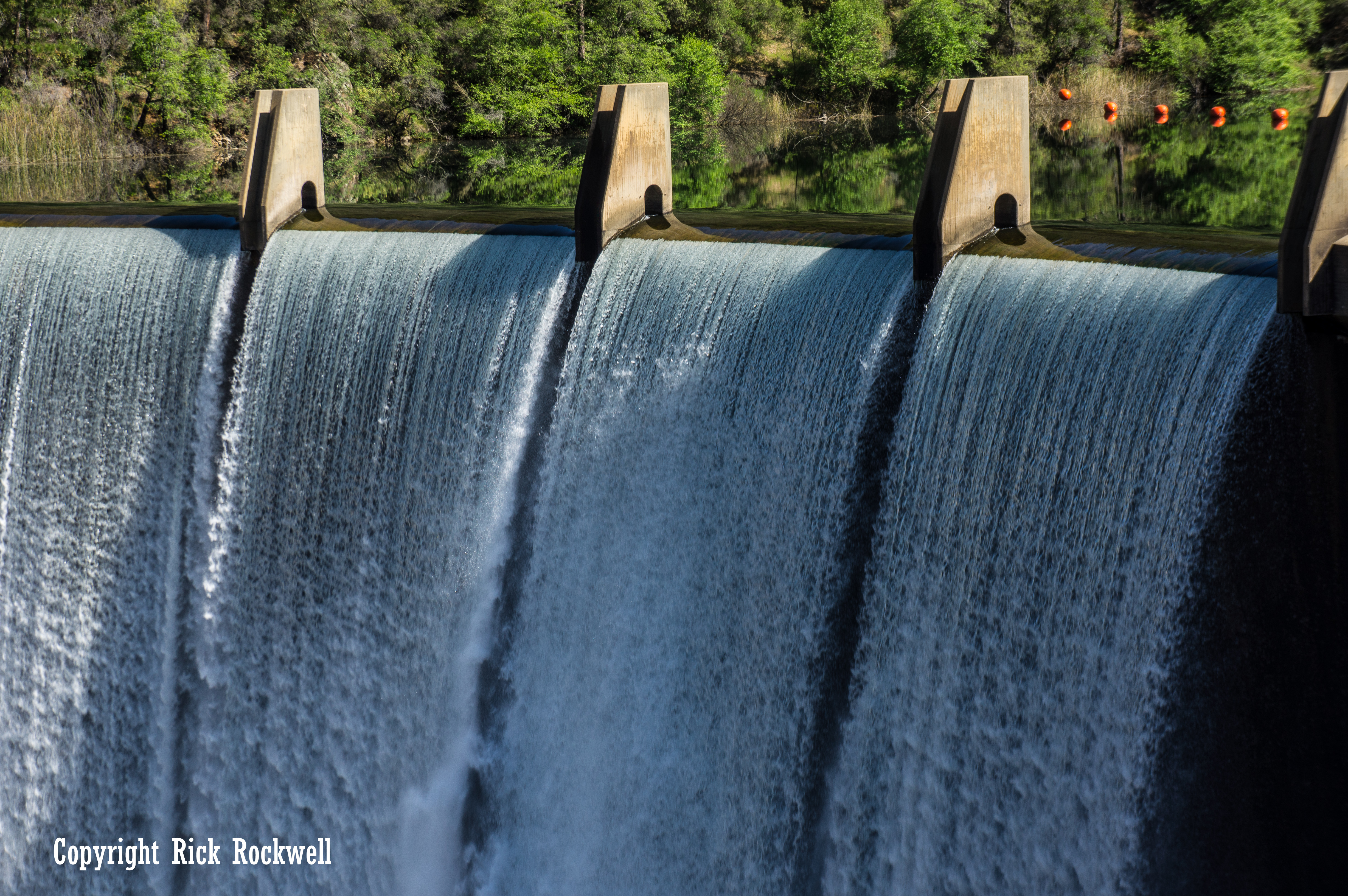 Photo of A quick look at the North Fork Dam