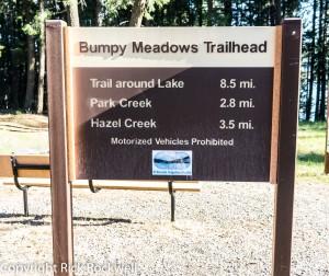 bumpy meadow trailhead  (1 of 1)