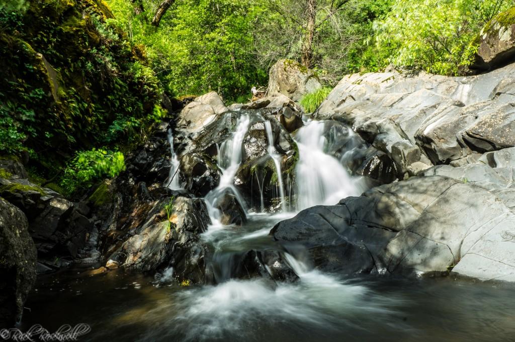 Bunch Canyon Falls