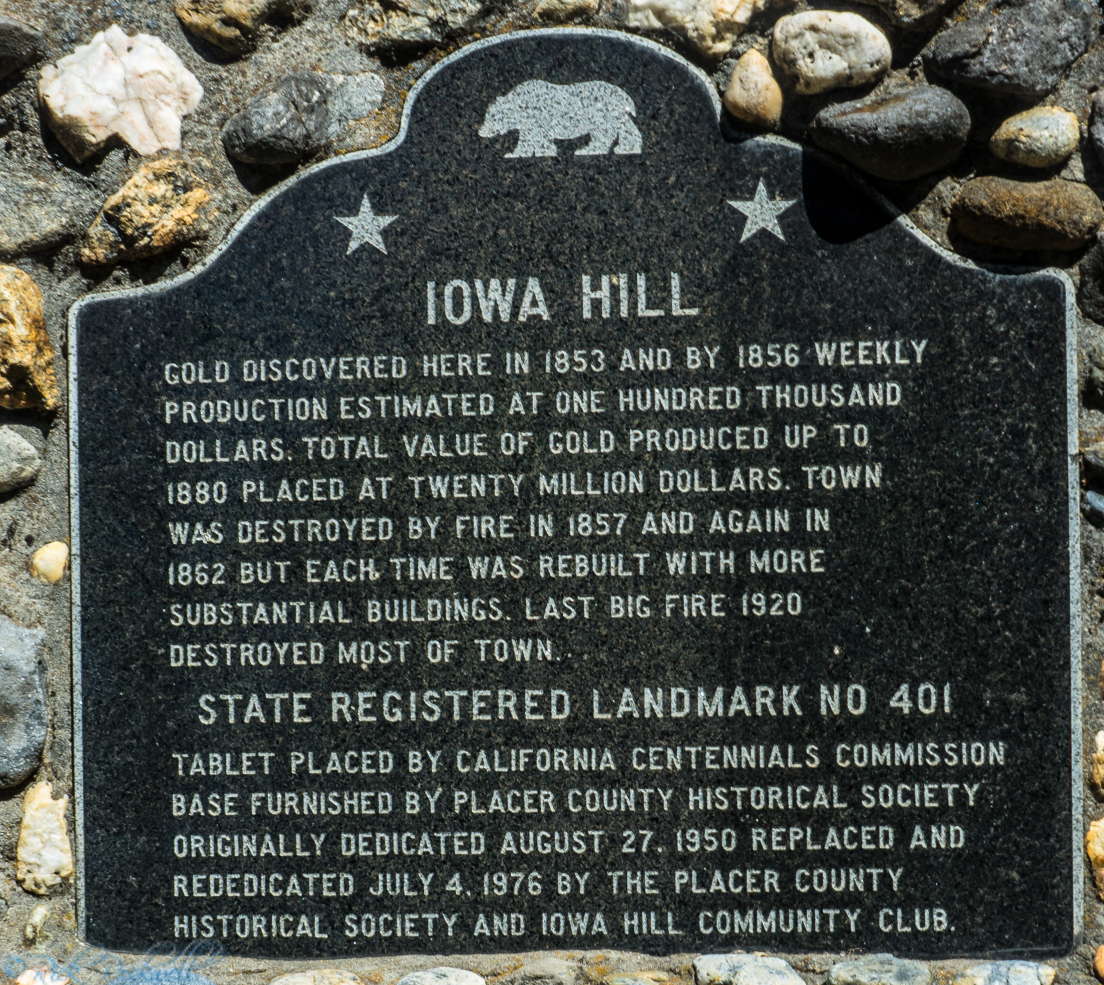 Photo of Iowa Hill: A community fighting off the dreaded ghost town label