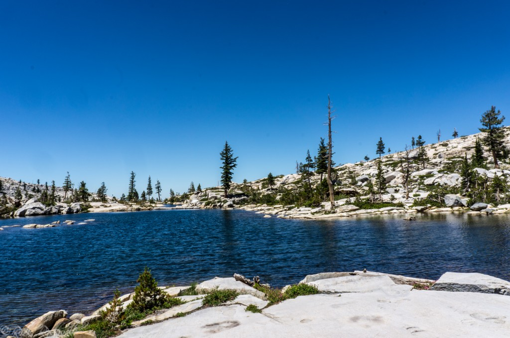 Another pic of Lower Twin Lake
