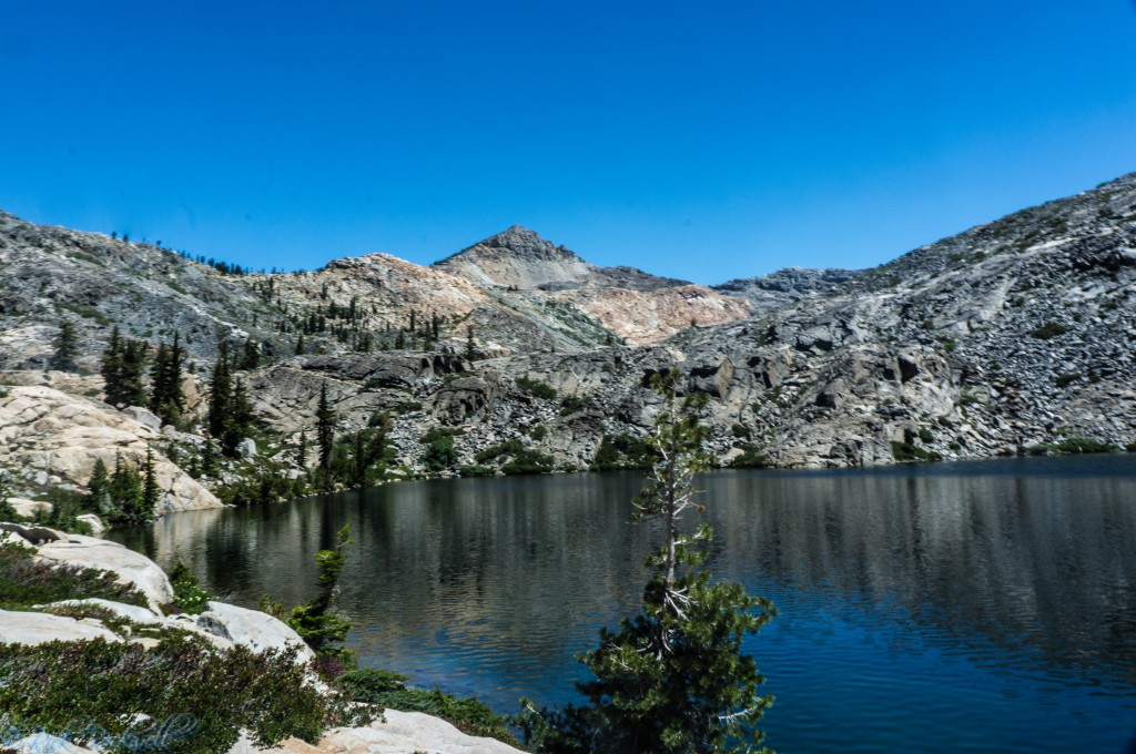 Another photo of Upper Twin Lake