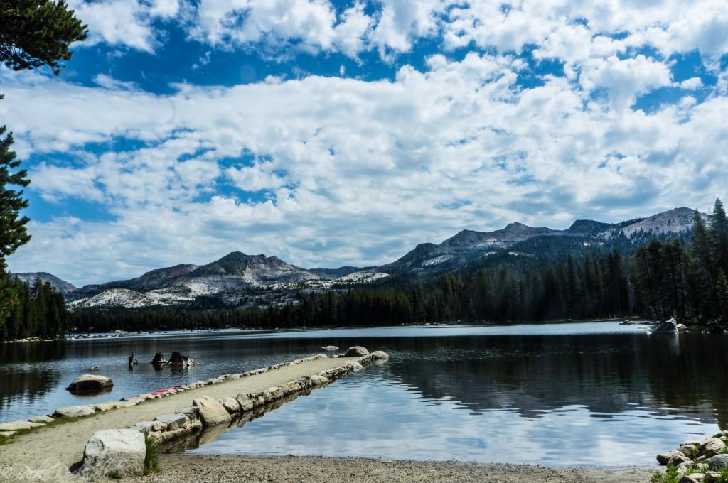 Canoe and Kayak Dock for Wrigths Lake