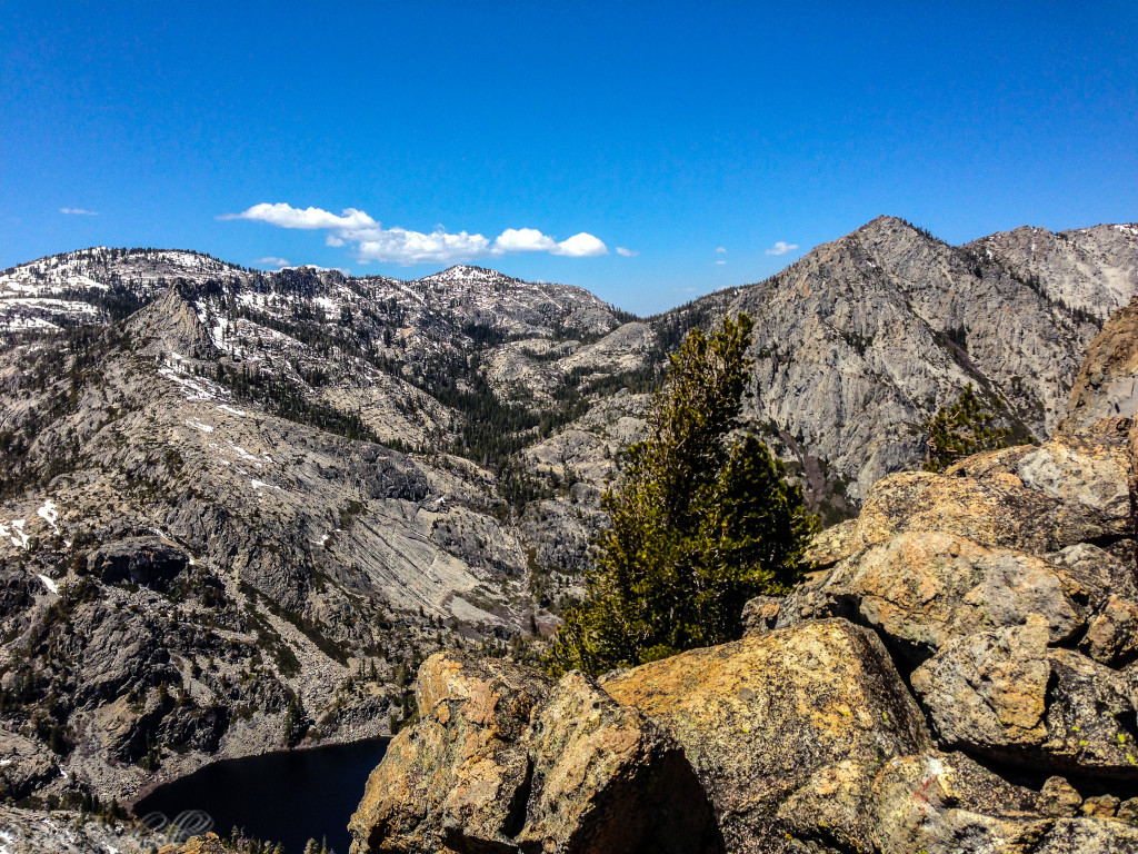 Desolation Wilderness and Eagle Lake