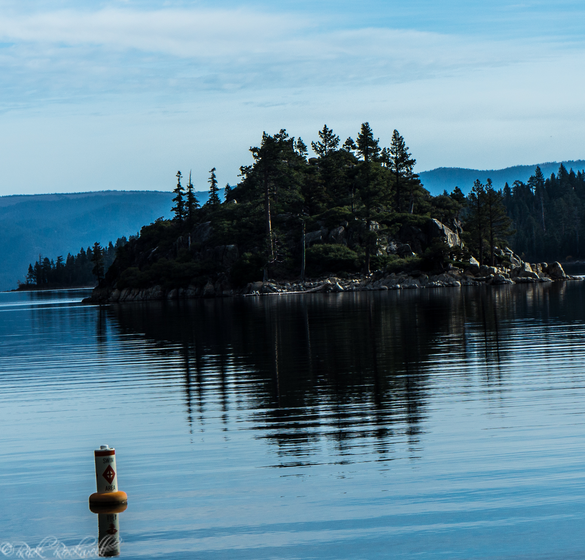 Photo of Fannette Island: Emerald Bay's haunted island