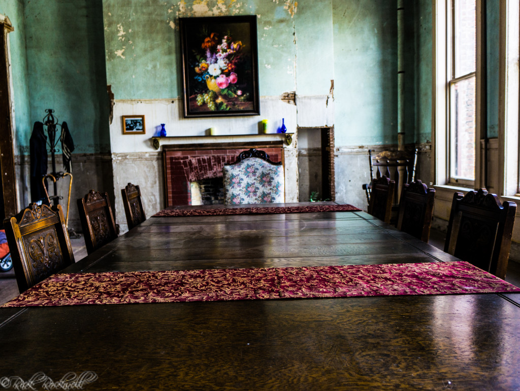 preston castle dining room table (1 of 1)