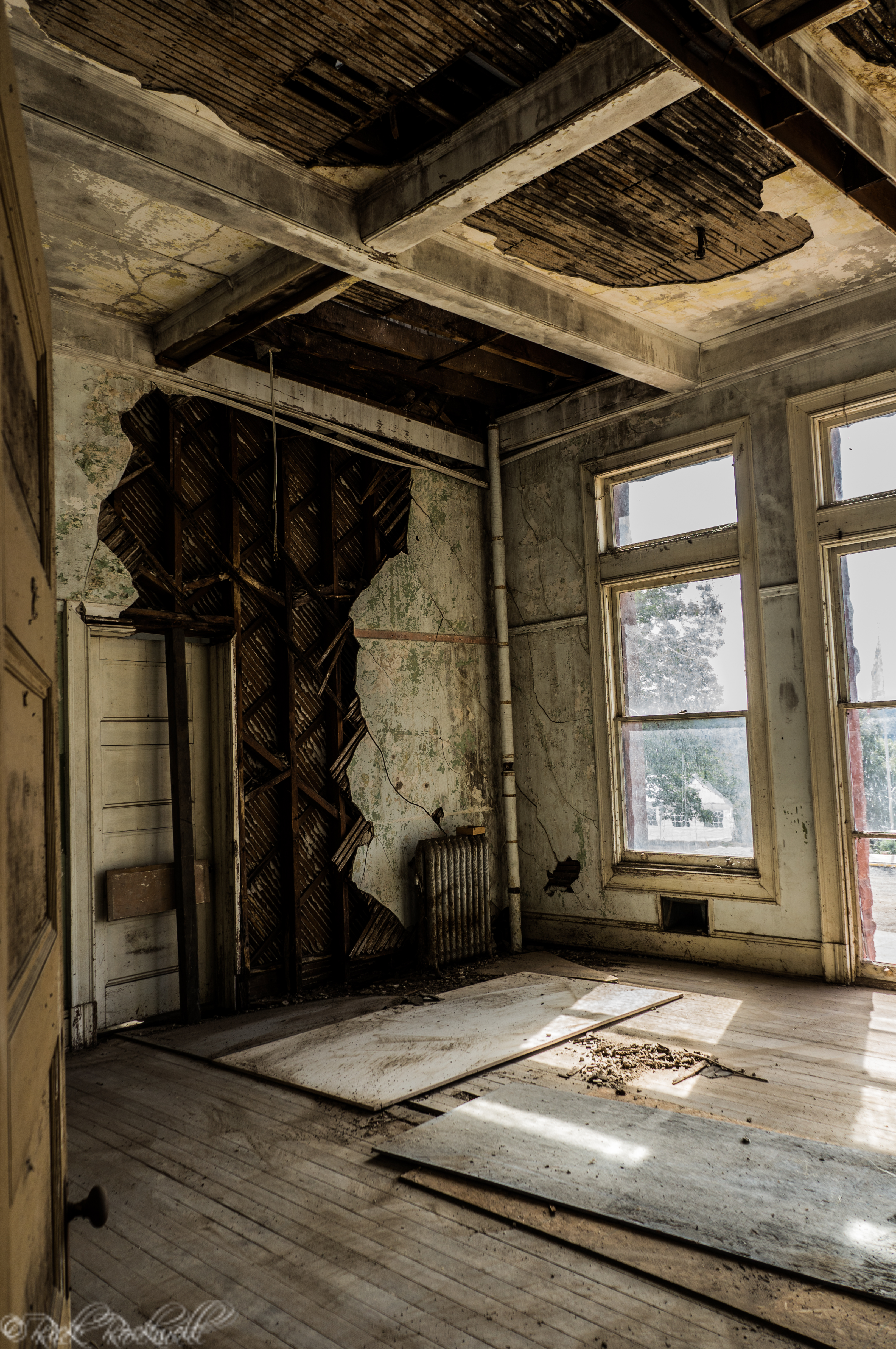 Photo of Photo Essay: Preston Castle Deterioration and Decay