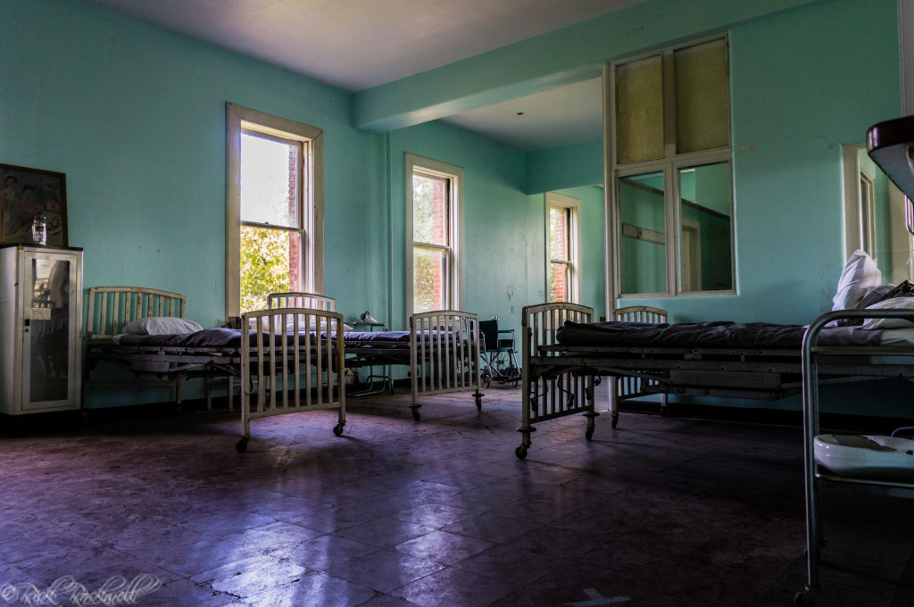 preston castle room infirmary (1 of 1)