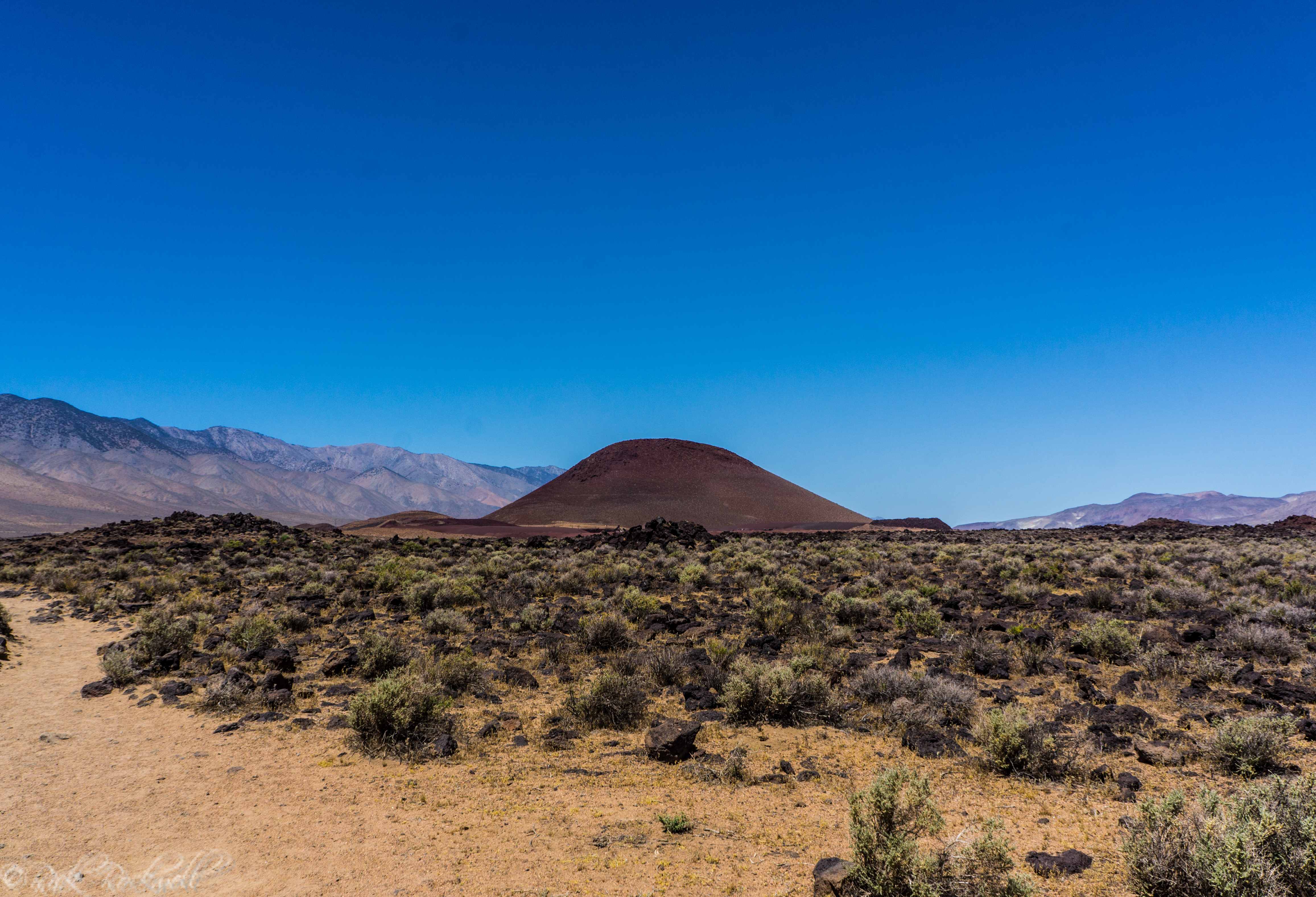 Photo of Red Hill cinder cone: more than just a mound of dirt