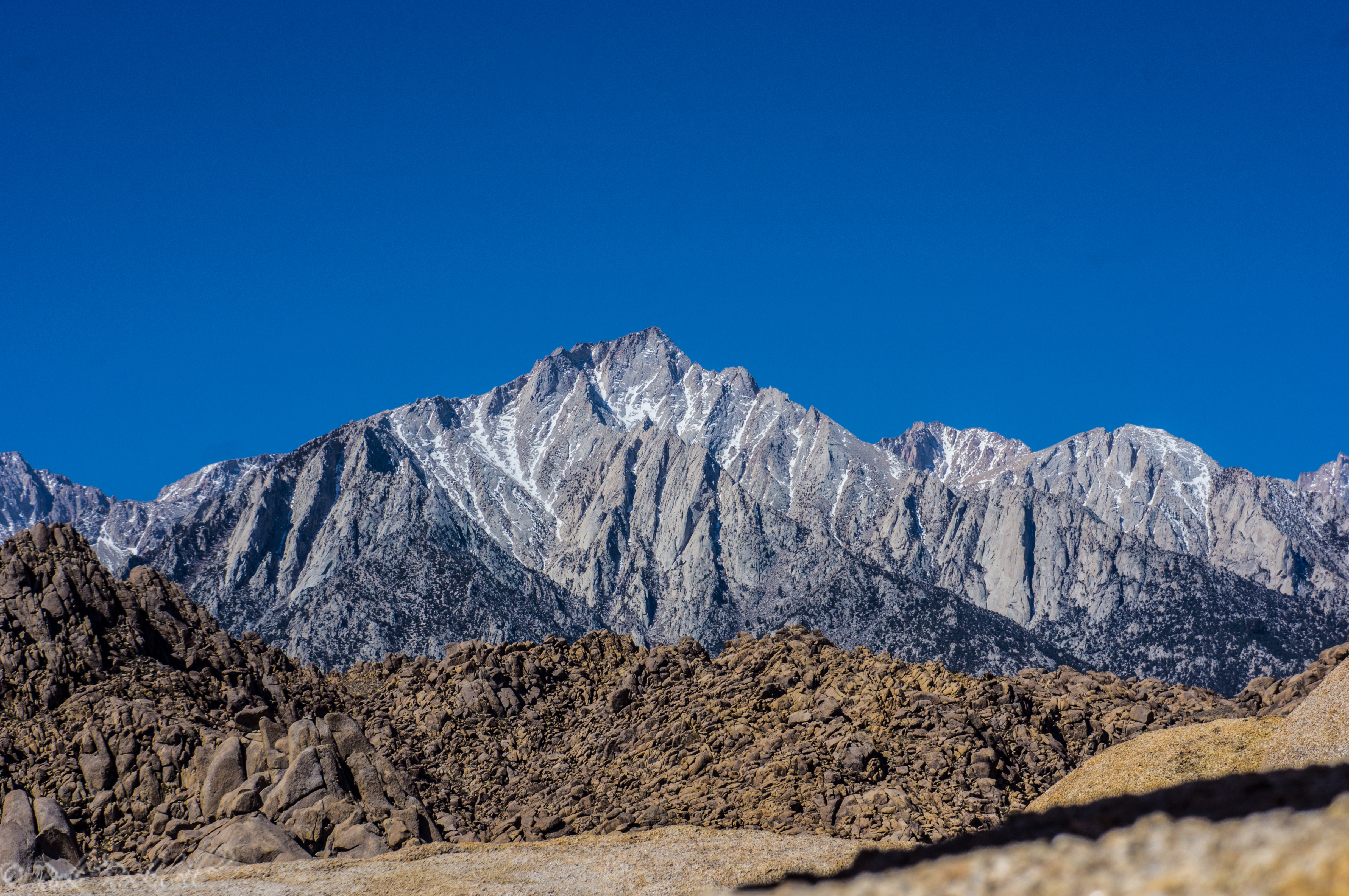 Photo of An epic journey of mapping the High Sierras
