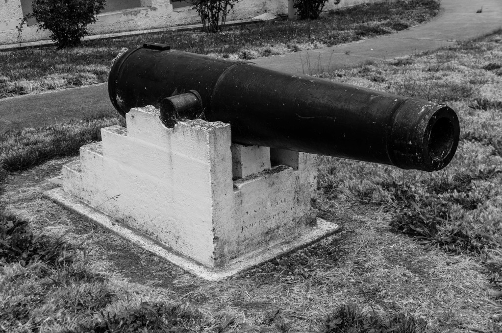 mare island hospital cannon (1 of 1)
