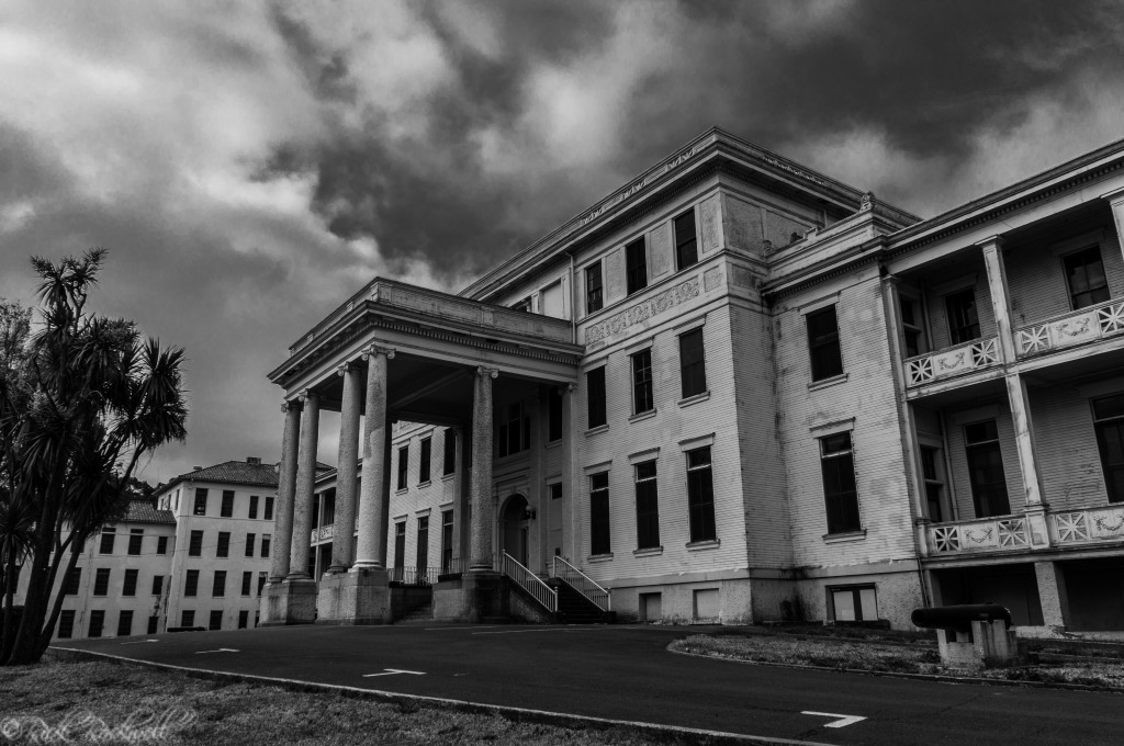 Mare Island Hospital by CalExplornia