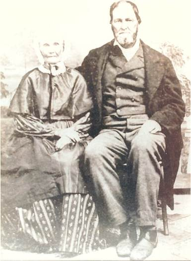 Matthew Kilgore and wife