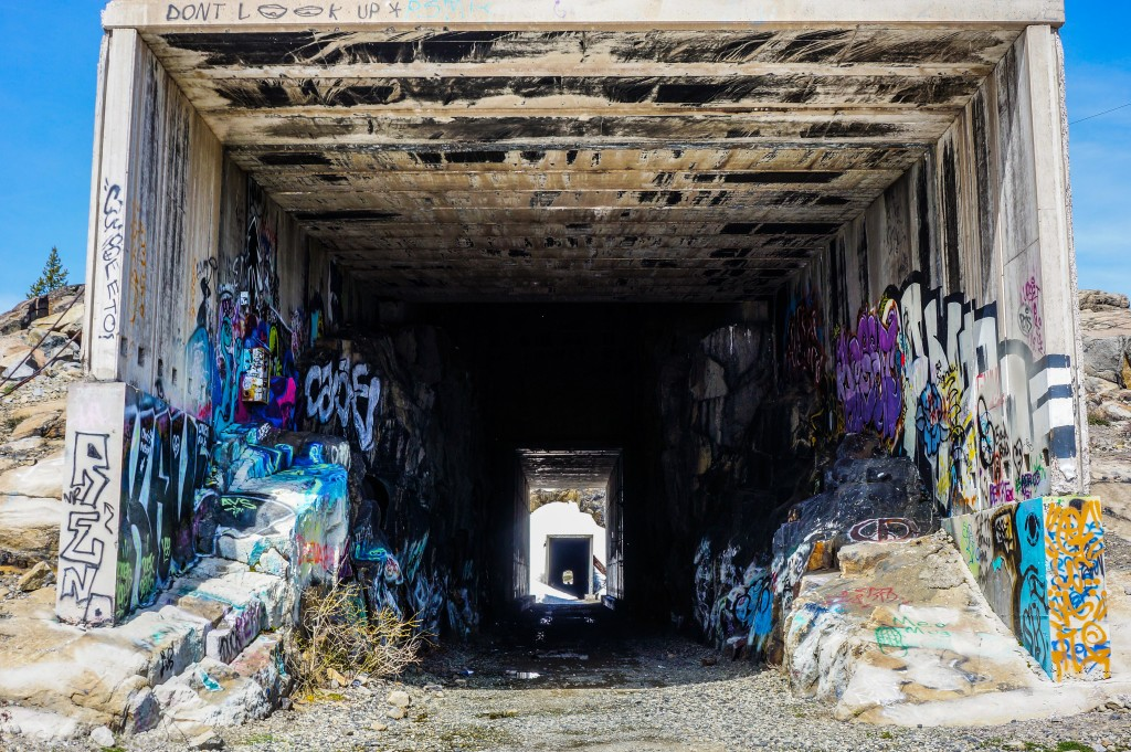 Tunnel #7