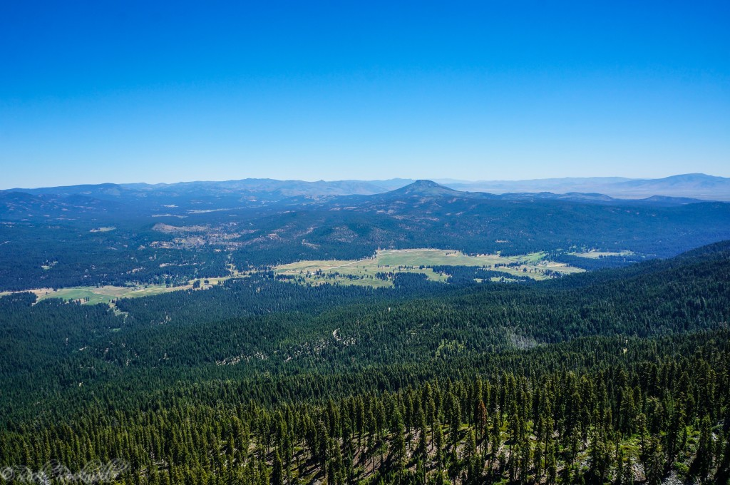 View of Plumas County, Mohawk Valley