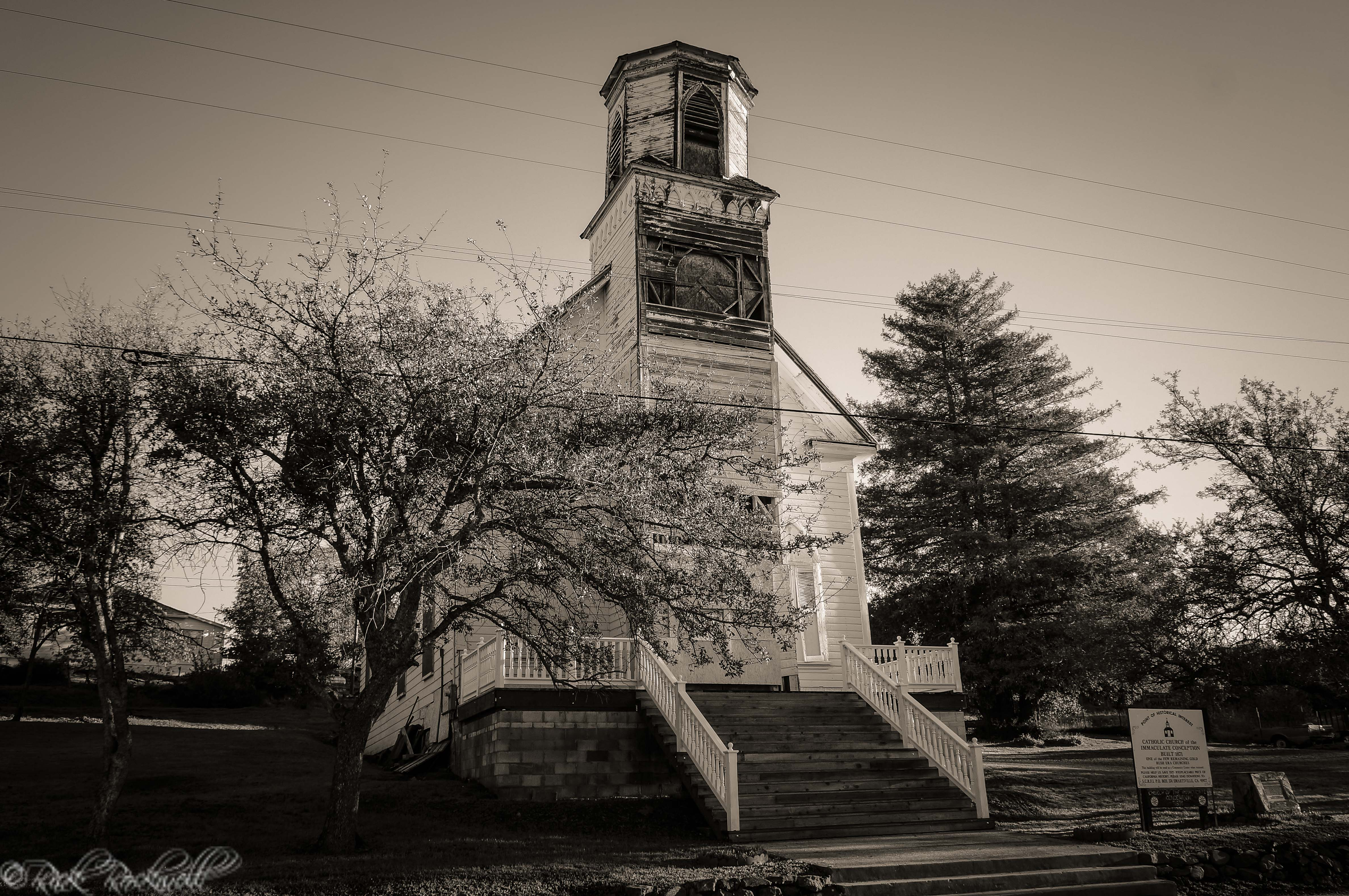 Photo of The Church of the Immaculate Conception: Smartsville's historic catholic church