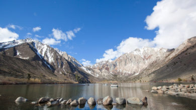 Photo of Convict Lake: A Stunning Eastern Sierra Lake with an Infamous Past
