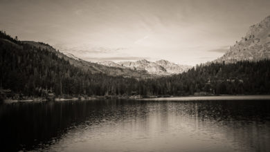 Photo of Fallen Leaf Lake: How this Sierra Mountain Lake got its name